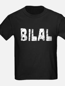 Bilal Faded (Silver) T