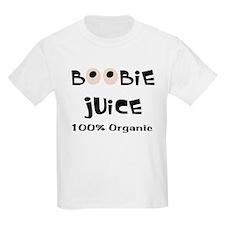 Organic Boobie Juice ~ T-Shirt