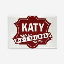 MKT Railroad Magnets