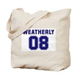 WEATHERLY 08 Tote Bag