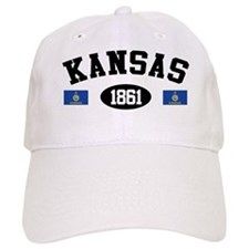 Kansas 1861 Baseball Cap
