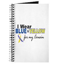 I Wear Blue & Yellow....2 (Cousin) Journal