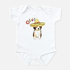 Fiesta Beagle Infant Bodysuit
