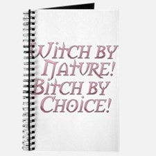 Witch Bitch Feminine Wiccan Journal