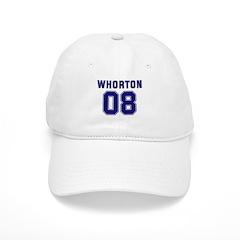 WHORTON 08 Baseball Cap
