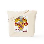 Uria Family Crest Tote Bag