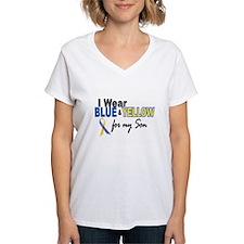 I Wear Blue & Yellow....2 (Son) Shirt