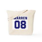 WARREN 08 Tote Bag