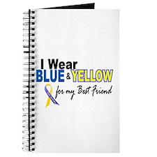 I Wear Blue & Yellow....2 (Best Friend) Journal