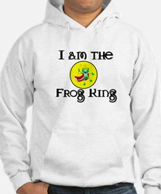 I am the Frog King Hoodie