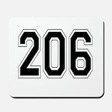 206 Mousepad