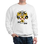 Valencia Family Crest Sweatshirt