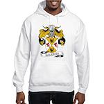 Valencia Family Crest Hooded Sweatshirt