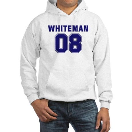 WHITEMAN 08 Hooded Sweatshirt