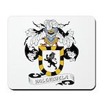 Valenzuela Family Crest Mousepad