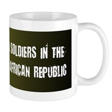 Child Soldiers Central African Republic Mug