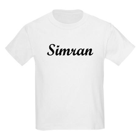 Simran Kids Light T-Shirt