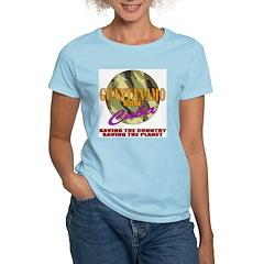 Guantanamo Cafe (Gitmo) Women's Pink T-Shirt