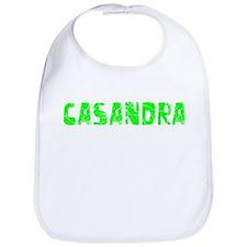 Casandra Faded (Green) Bib
