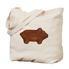 Maranito/Ginger Pig Cookie Tote Bag