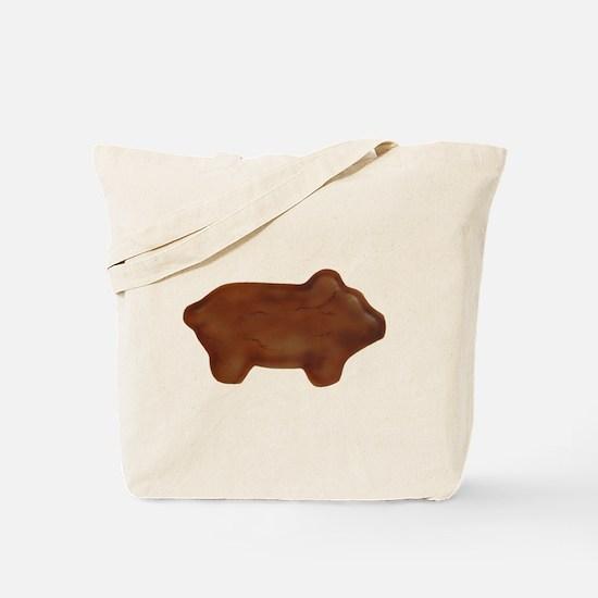 Maranito/Ginger Pig Cookie Tote Bag