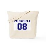 Valenzuela 08 Tote Bag