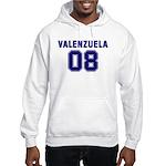 Valenzuela 08 Hooded Sweatshirt