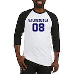 Valenzuela 08 Baseball Jersey