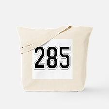 285 Tote Bag