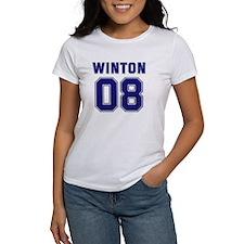 WINTON 08 Tee