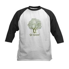 Go Green Tree Graphic Tee