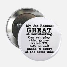 My Job Resume Button
