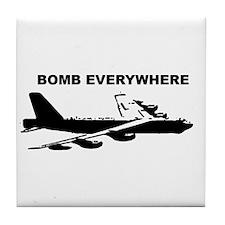 Unique Bombs Tile Coaster