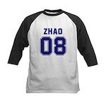 ZHAO 08 Kids Baseball Jersey