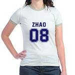 ZHAO 08 Jr. Ringer T-Shirt