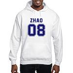 ZHAO 08 Hooded Sweatshirt
