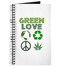 Green Love - MJ 1 Journal