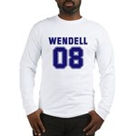 WENDELL 08 Long Sleeve T-Shirt