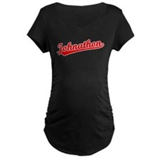 Retro Johnathon (Red) T-Shirt