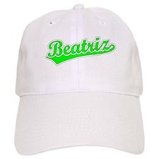 Retro Beatriz (Green) Baseball Cap