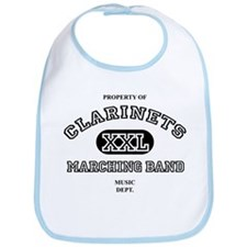 Property of Clarinets Bib