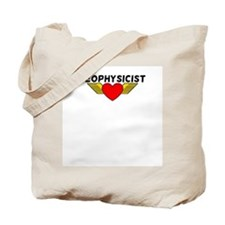 Geophysicist Tote Bag