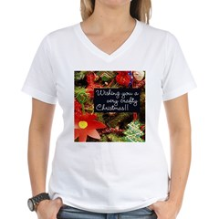A Very Crafty Christmas Shirt
