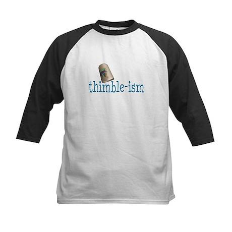 Sewing Thimble Kids Baseball Jersey