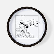 Unique Entrepreneur Wall Clock