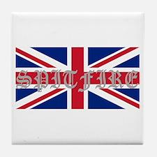 Spitfire 2 Tile Coaster