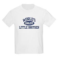 World's Coolest Little Brothe T-Shirt