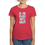 Oy The Shlep! Women's Dark T-Shirt