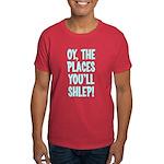 Oy The Shlep! Dark T-Shirt