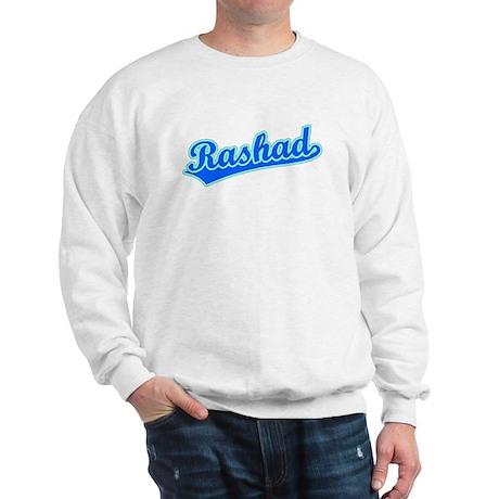 Retro Rashad (Blue) Sweatshirt
